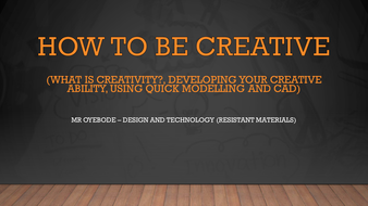 What-is-Creativity---how-to-be-creative.pptx