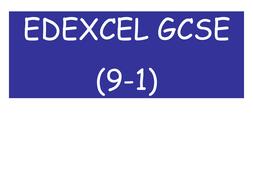 New GCSE 9-1 Languages Course Outline Edexcel