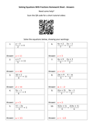 Solving-Equations-With-Fractions-Homework-Sheet---Answers.docx