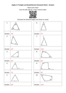 Angles-In-Triangles-and-Quadrilaterals-Homework-Sheet---Answers.docx