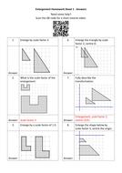 Enlargement-Homework-Sheet-1---Answers.docx
