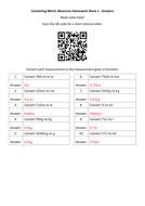 Converting-Metric-Measures-Homework-Sheet-1---Answers.docx