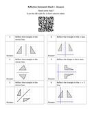 Reflection-Homework-Sheet-1---Answers.docx