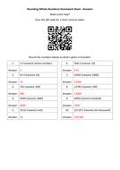 Rounding-(Whole-Number)-Homework-Sheet---Answers.docx
