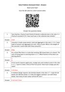 Ratio-Problems-Homework-Sheet---Answers.docx