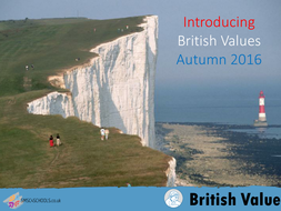 NEW Introduction to British Values Sept 2016