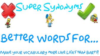 super cool synonym