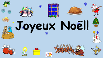 Quiz Noel French Teaching Resources: Christmas Quiz. Noël.   Teaching Resources