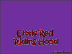 Red-Riding-Hood-Speech-Bubbles.pptx