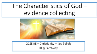 Lesson-2---The-Characteristics-of-God---evidence-collecting.pptx