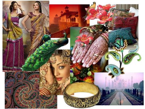 Culture Mood Boards Creative I-Media, Textiles, Graphics, Product Design. KS3/KS4