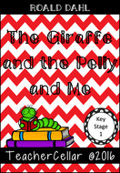The Giraffe, the Pelly and Me by Roald Dahl