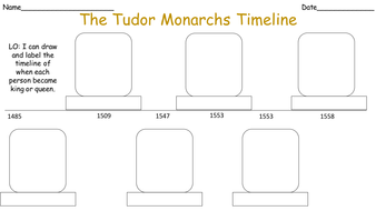 Tudor-Kings-and-Queens-Timeline-Activity.ppt