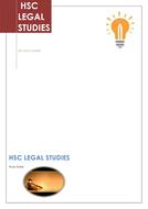 HSC Legal Studies Notes