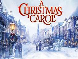 A Christmas Carol resource bundle