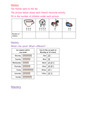 Mastery-statistics.docx