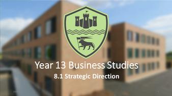 8.1-Strategic-Direction-Lesson.ppt