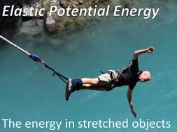 GCSE Physics - Elastic Potential Energy
