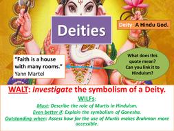 Hindu Deities: Ganesha