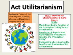 Bentham principle of utility essay