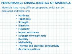 2.2-Performance-Characteristics-of-Materials.pptx