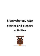 Biopsychology--starter-and-plenary-activities.docx