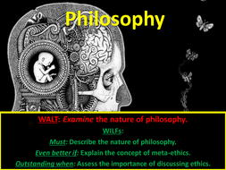 An introduction to philosophy and meta ethics