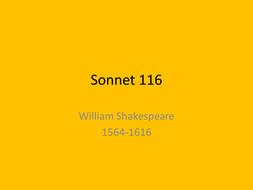 shakespeare sonnets explained