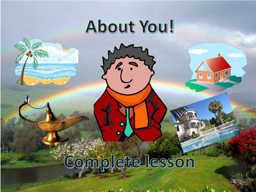 About You - Get to know your class