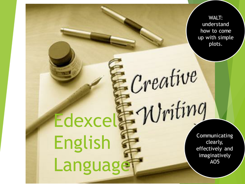 Teaching imaginative writing