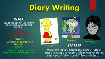 Diary-Writing.pptx