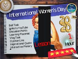 International-Women's-Day-Tutor-Time-.pptx