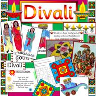Divali festival resource pack- Hindu