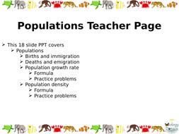 Populations-slide-show.pptx