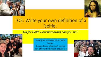 AQA GCSE English Language: Paper 2 - Question 3 and 5