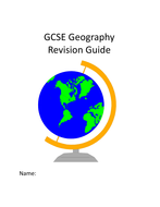 GCSE Geography Revision Booklet