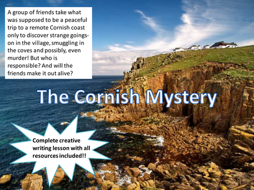 Halloween Special - The Cornish Murder Mystery