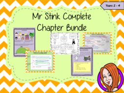 Mr Stink Lesson Bundle