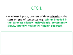 ks or ks seasons and change descriptive writing sow by assessment