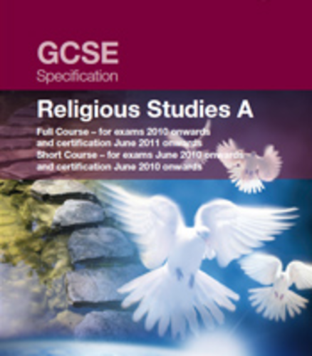 ocr religious studies past papers gcse