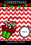 Christmas Story and Poetry starters