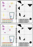 Properties Of Math Worksheets Pdf Rotation Worksheet By Krzciuka  Teaching Resources  Tes Math Worksheets Site Excel with Metric Conversion Worksheet 4th Grade Word  Rotationworksheetpdf Informal Letter Writing Worksheets