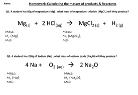 3.2.2-Homework-calculating-masses-of-products-and-reactants.pptx