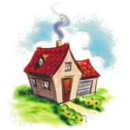 FRENCH ~ La Maison, Les Pièces de la Maison, Les Meubles et Ma Chambre BUNDLE