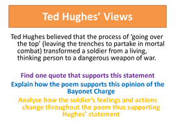 AQA Power and conflict poetry - context lessons new specification GCSE 9-1  English literature