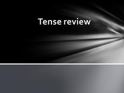 English tense review