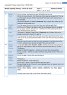 Spellings planning Soft c