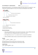 Worksheet On Seasons Pdf Aqa Unit  Chemistry Worksheet  Balancing Chemical Equations And  Where Were We Re Wear Worksheet Excel with Proportions Practice Worksheet Lworksheetbalancingchemicalequationsdocx  Singular And Plural Possessive Worksheets Excel