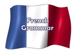 FRENCH GRAMMAR BUNDLE