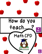 FREE How do You Teach   (Math CPD) by NumberLoving
